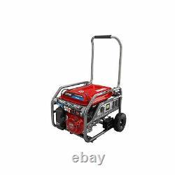 Honda Nouveau Générateur De 9350 Watts Tri Fuel Natural Gas Centrale Électrique Portable De Secours