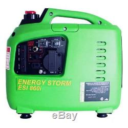 Lifan 700 W Super De Gaz Portable Quiet Powered Inverter Generator Accueil Sauvegarde Rv