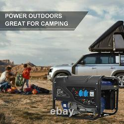 Moteur De Générateur Portable Alimenté Au Gaz De 3000 Watt Pour Le Camping Rv