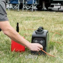 Nouveau Coffret Sportsman 1000 Watts / 800watt Gaz Portable Power Inverter Generator Carb