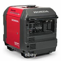 Nouveau Dans La Boîte Honda Eu3000is Gaz Portable Powered Inverter Generator (stock)