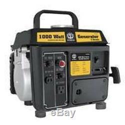 Nouveau Dans La Boîte Steele Gg-100 1000 Watt Générateur D'énergie Gaz De Warranty