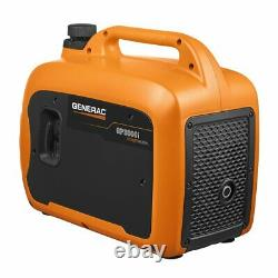 Nouveau Generac 7129 Gp3000i Super Quiet Onduleur Generator 3000w Power Rush Tech