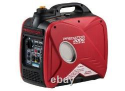 Onduleur D'alimentation Portatif Silencieux Predator 2000 Watt Generator
