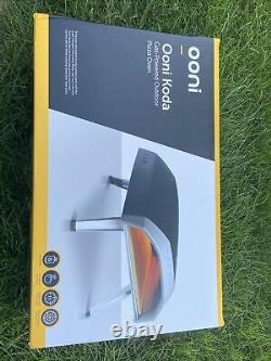 Ooni Koda Portable Outdoor Gas-powered Pizza Four Uu-p06a00