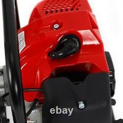 Pompe À Eau À Essence 1,7 HP 43cc 2 Pompe À Semi-réservoir Portable Alimentée Au Gaz Us