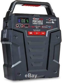 Portable Power Station 155wh Gas Generator Rechargeable Par Panneau Solaire Mur
