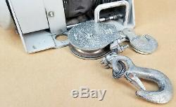 Portable Winch Motorisé À Essence Scie À Chaîne Règle G1800e Echo Cs3000 Cs3000