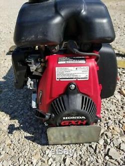 Portable Winch Pcw5000 Motorisé À Essence Treuil Portable À Cabestan Honda Ghx-50 Moteur