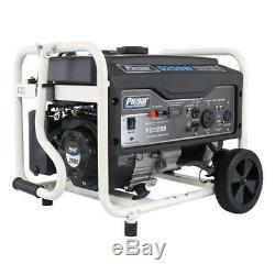 Pulsar 5,250w Gas-powered Générateur Portable Avec Rv Port, Pg5250