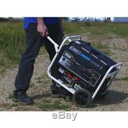 Pulsar 6580 Watts Générateur Portable Alimentés Au Gaz Démarreur Électrique Pg6580e