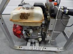 Resqtec Gaz Unité Portative De Puissance Hydraulique Pu Std 2x2 Maxi Mto Honda Gx160