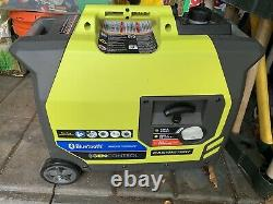 Ryobi Ryi2300bta Générateur D'onduleur Bluetooth Alimenté À L'essence De 2300 Watts