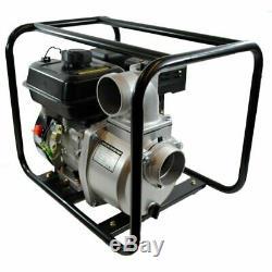 Shop4omni 4-stroke 220 3 Pouces 7 Gpm HP Gas Powered Pompe À Eau Portable