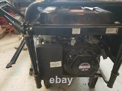 Soudeur Générateur 15 Gaz HP Powered Portable 2000 Watt 190 Amp Soudeur Demo
