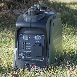 Sportif 1000 Watts Super Silencieux Gaz Portable Powered Inverter Generator Accueil Rv