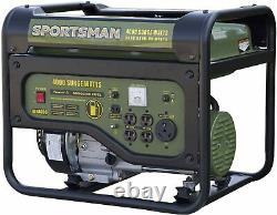 Sportif Gen4000 7-hp 4000 Watts Rv Portable Quiet Ready Gas Powered Générateur