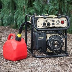 Sportif Sandstorm 2000 W Gaz Portable Powered Générateur De Secours Accueil Camping Rv