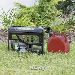 Sportsman 2000 Watts Gaz Portable Silencieux Générateur Powered Secours Pour La Maison Rv Camping