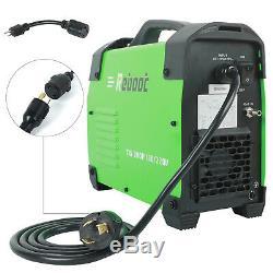 Tig Hf 200a Pulse Tig-200p Argon Gaz Power Equipment De Soudage Portable Nouveau