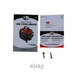 Tous Les Générateurs Portables D'énergie 800-watt Gaz Et Huile 2 Stroke