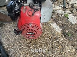 Unité Hydraulique Portative Au Gaz Honda 3 HP