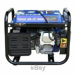 Vert-power Amérique 1500 Watt Gaz Portable Alimenté Générateur Avec Recoil Démarrer