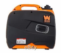 Wen 56200i 79.7cc Gas-powered Générateur Inverter Portable, 2000 Watts
