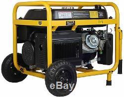 Wen 56877 9000 Watts 420cc 15 HP Ohv Gas-powered Générateur Électrique Portable Avec