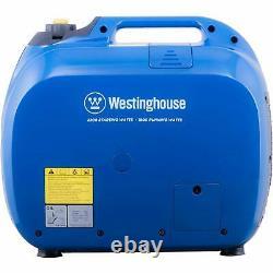 Westinghouse 2200 W Ultrasilencieux Gaz Portable Powered Inverter Generator Accueil Rv