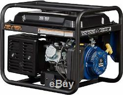 Westinghouse 4650w Quiet Gaz Portable Powered Rv Prêt Générateur Accueil Rv Camping