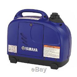 Yamaha Ef1000is 1000 Watt Ohv Gaz Onduleur Portable Alimenté Rv Générateur De Secours