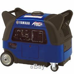 Yamaha Ef3000iseb 3000 Watt Gas Powered Générateur Inverter Portable Avec Boost